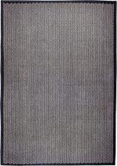 Dywan czarno szary Laccetti Antracite Louis De Poortere 200x300cm