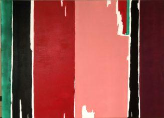 Obraz abstrakcyjny RAINBOW 140x100cm