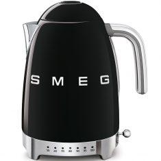 Czajnik elektryczny z regulacją temperatury 50'S Retro Style SMEG