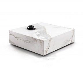 Stolik kawowy Amaral Rosanero 85x85x27cm