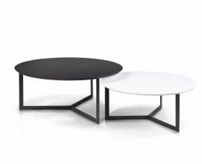 Komplet stolików Apart Rosanero