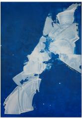 Obraz abstrakcyjny THE BREEZE 100x140cm