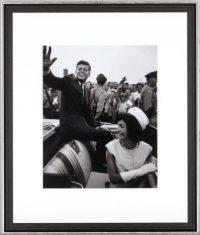 Fotografia Jackie and John Kennedy 55x65cm