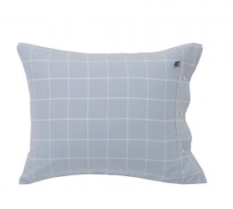 Poszewka na poduszkę Light Flannel Lt Blue/White Lexington