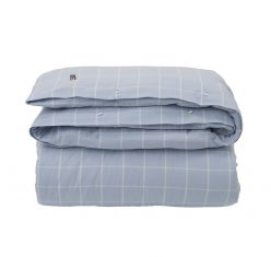 Poszwa na kołdrę Light Flannel Lt Blue/White Lexington