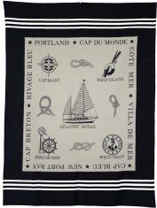 Pled dekoracyjny Atlantic Ocean FS Home Collections 140x200cm