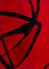 Obraz abstrakcyjny BUTTERFLY 100x140cm