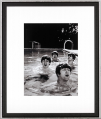 Fotografia The Beatles 55x65cm