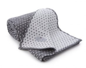 Narzuta Star M.Gray Icons Bedspread Lexington