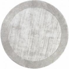 Dywan okrągły Tere Light Grey Fargotex 200cm