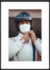 Fotografia Steve McQueen Le Mans 70x95cm