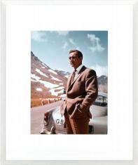 Fotografia Sean Connery 007 55x65cm