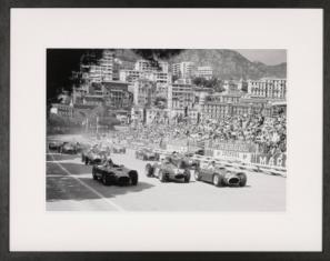 Fotografia Race II 75x95cm