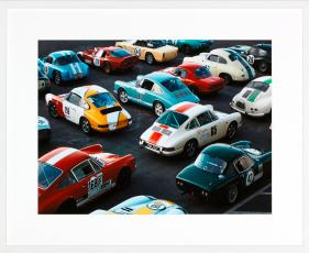 Fotografia Colour Porsche bbhome