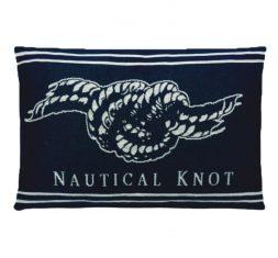 Poduszka dekoracyjna Nautical Knot FS Home Collections 33x45cm