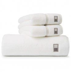 Ręcznik White Beige Hotel Towel Lexington BBHOME
