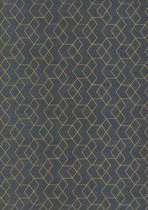 Dywan Cube Golden 160x230cm Fargotex BBHOME