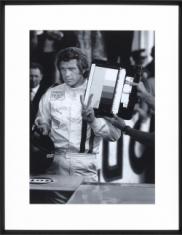 Fotografia Steve McQueen Le Mans Race bbhome
