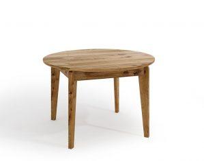 Stół okrągły rozkładany Slig Trebord