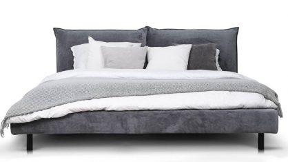 Łóżko tapicerowane Joy Favola Rosanero