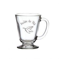 Szklanka do herbaty Feuille de The La Rochere 270ml