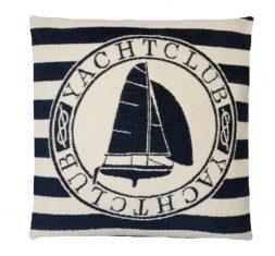 Poduszka dekoracyjna Yacht Club FS Home Collections 45x45cm