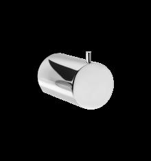 Wieszaczek łazienkowy Tube Decor Walther Ø4×8,6x5cm