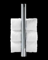 Wieszak łazienkowy Tube Decor Walther Ø4x10x43cm