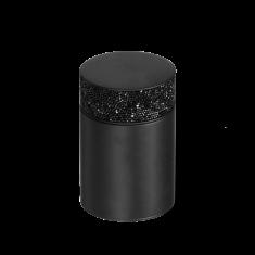 Pojemnik kosmetyczny Rocks Black Decor Walther 6,5×11,6cm
