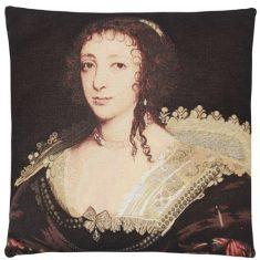 Poduszka dekoracyjna Van Dijck Queen FS Home Collections 45x45cm