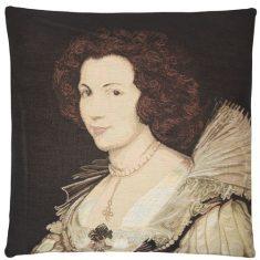 Poduszka dekoracyjna Van Dijck Lady FS Home Collections 45x45cm