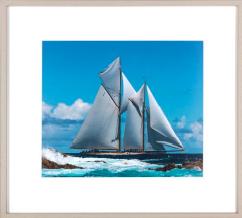 Fotografia Yacht II 60x67cm
