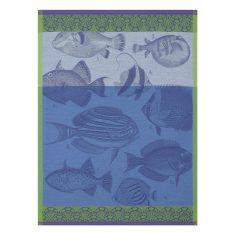 Ręcznik kuchenny Moorea Ocean Jacquard Français 60x80cm