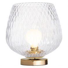 Lampa stołowa Venus Kaspa Ø28x31cm