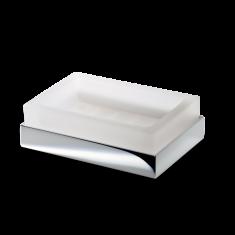 Mydelniczka Chrome Cube Decor Walther 9x13x4cm