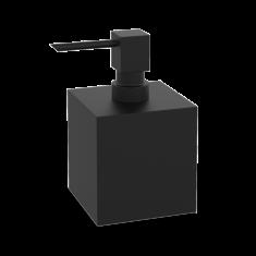 Dozownik na mydło Black Cube Decor Walther 13x13x14cm