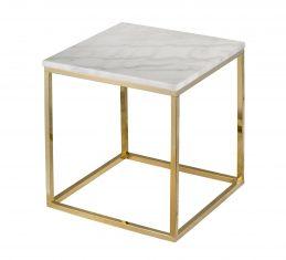 Stolik boczny Portofino Bianco 50x50x53cm