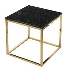 Stolik boczny Portofino Negro 50x50x53cm