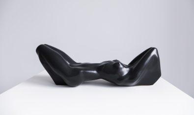 Rzeźba Recumbent Sculpture DONDÉ Art Studio 11x37x13cm