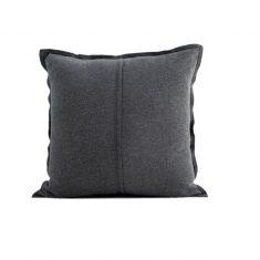 Poduszka bawełniana Favorite Graphite MOYHA bbhome