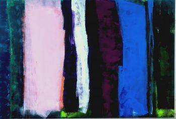 Obraz abstrakcyjny RAINBOW II 180x120cm