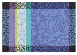podkłdka pod talerz Lavender Blue Provence Jacquard Français bbhome