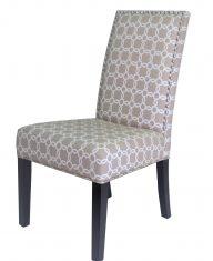 Krzesło tapicerowane Anastasia 50x53x100cm