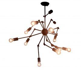 Lampa wisząca Spider 100x100cm- z ekspozycji