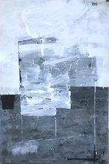 Obraz abstrakcyjny DIPTIQUE R/II 120x180cm