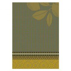 Ręcznik kuchenny Jaune Les Citronniers Jacquard Français 54x38cm