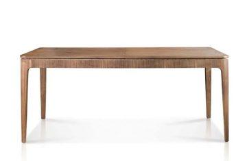 Stół rozkładany Lana Walnut AD 177x94x76,5 cm