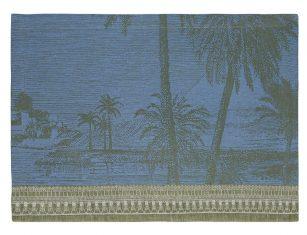 Podkładka Palmier Croisière Sur Le Nil Jacquard Français 58x36cm