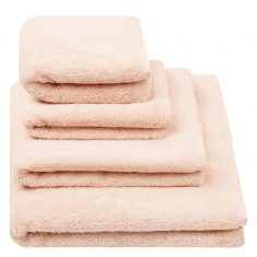 Ręcznik Loweswater Organic Pale Rose Designers Guild