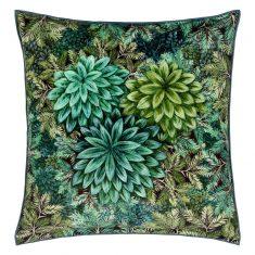 Poduszka dekoracyjna Madhya Azure Velvet Designers Guild bbhome